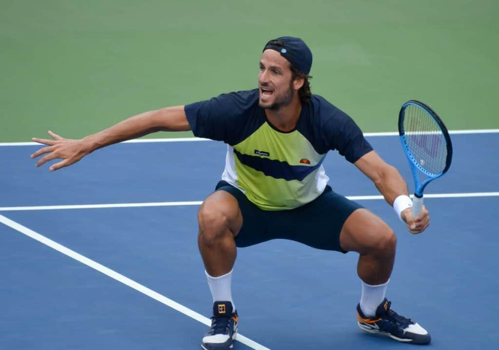 classic fit best sale good looking Feliciano Lopez Tennis Racquet   What Racquet Does Lopez Use?