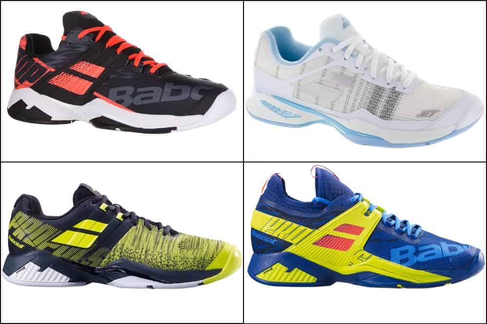 babolat tennis shoes near me