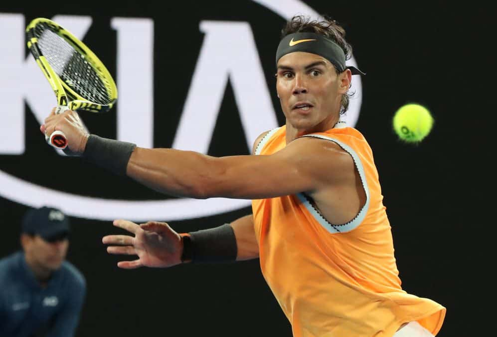 Rafael Nadal S Tennis Racquet What He Actually Plays With