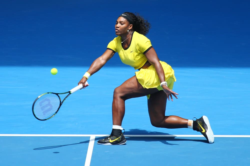 Serena Williams' Tennis Shoes   What