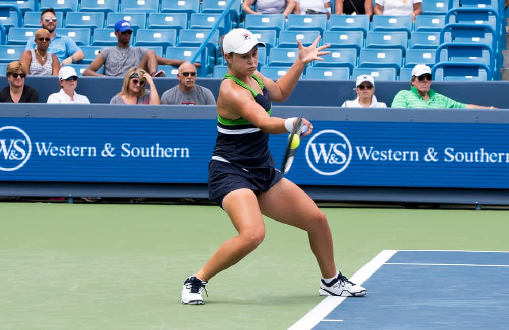 Shoes Does Ash Barty Wear