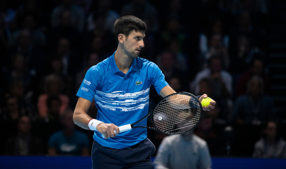 Novak Djokovic S Tennis Racquet Updated For 2020 Season
